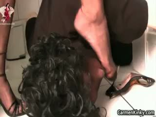 Nasty Dude Gets Pissed On Ad Anal Fucked Part4