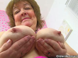 อังกฤษ, grannies, matures