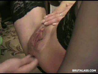 orgasmu, shaved pussy, ielikšana