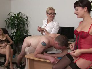 femdom, spanking