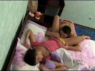 bedroom sex, sedang tidur, sleeping porn