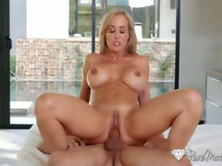 blonde, milf, brandi love