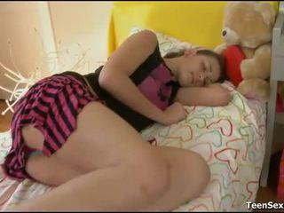 bedroom sex, dormir, sleeping porn