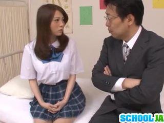 Teenager skolniece rui tsukimoto