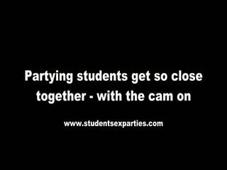 Mengen van seks party video's door student seks parties