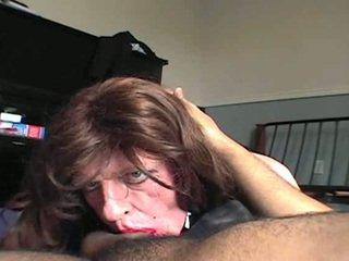 sucking, facial, interracial
