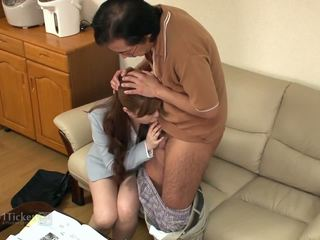 Kuuma tutor creampie (uncensored jav)