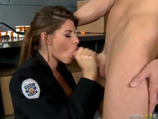 Shagging The Hottest Cop Ever Madelyn ...