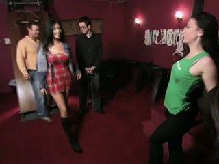 skupinový sex, playboy, desivý