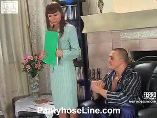 الجنس المتشددين, جوارب طويلة, فيرونيكا