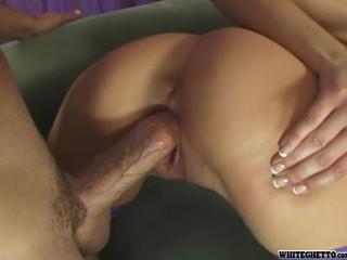 brunette, thổi công việc, blowjob