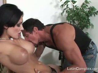 He Fucks Hot Latina To Make Her Better