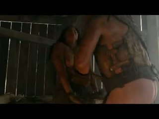 Katrina 法 熱 奶 在 nude/sex 場景