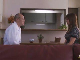 Nice Kaori Appreciates A Sensual Making Love