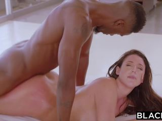 Blacked Angela White Enourmous Natural Tits are Perfect