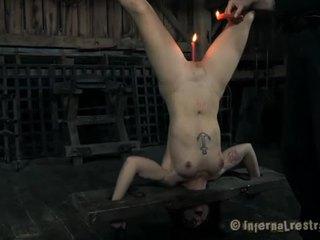 Hardcore clamping de caliente jugs