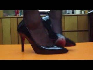 صنم القدم, femdom, الصينية