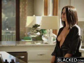 Blacked ইউরোপীয় মেয়ে adriana chechik takes trio এর bbcs