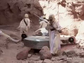 Star Wars A Porn Parody part2