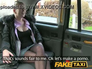 شاب تشيكي - fake taxi