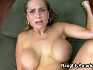 Uly emjekli alanah rae feels real fucked nice and hard until she gets cummed