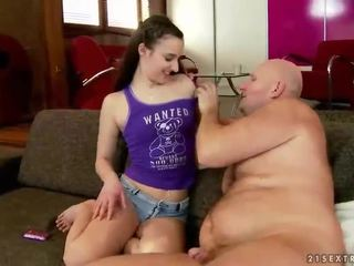 Grandpa Fucking Sexy Teen Doll Pretty Fat