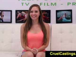 FetishNetwork Gina Valentina Bdsm Casting Video