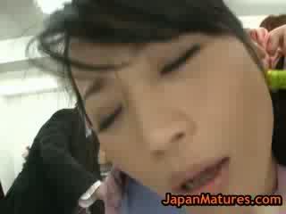 成熟した natsumi kitahara で ホット アジアの homosexual 14 バイ japanmatures