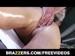 Abbey brooks szczęśliwy ending masaż
