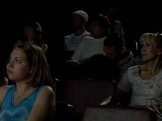 I den kino