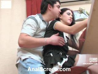 Judith 和 adam vehement 肛門 視頻