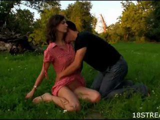 हार्डकोर meadow फक्किंग