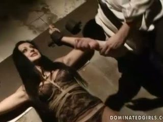 Aletta ocean getting bondaged