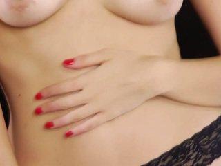 Elegantas beauty uz apavi teases pleasuring