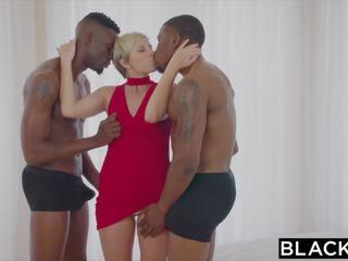 Blacked dona de casa fucks two bbcs, grátis hd porno d6