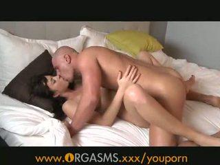 Orgasms - pregnate meg