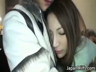 Anri suzuki ωραίος ιαπωνικό μωρό enjoys part4