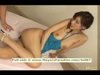 Riko tachibana innocent amatérske čánske dievča fajčenie