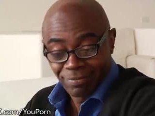 brunette, big dick, bbc