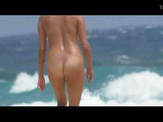 fucking, voyeur, beach