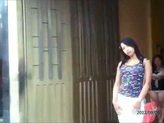 현실 거리 prostitutes 의 bogota, 콜롬비아, 부분 1 의 3, 빨강 빛 district - 360p