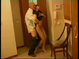 Hot Teen And Older Guy Video