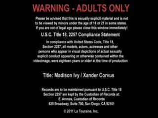 Xander corvus ve madison ivy has seks en the iş