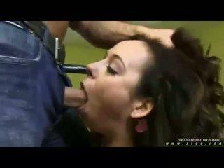 blowjobs, vòi nước lớn, sâu họng