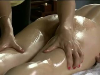 lesbians, massage