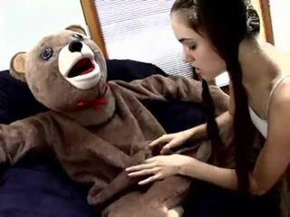 Sasha grey fucks o teddy urs