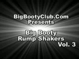 Groot anaal neuken rump shakers vol. 3