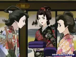 groupsex, japānas, meitenes