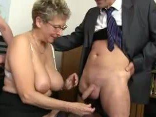 blowjobs, cumshots, grannies