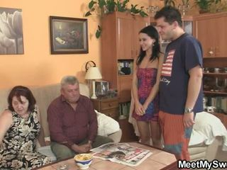 tini szex, fiatal, group sex